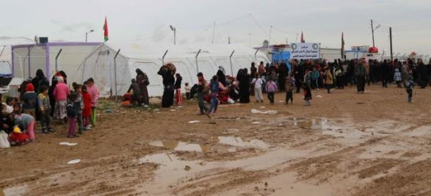 Iraklı Mültecilerin Soğukla Mücadelesi 5