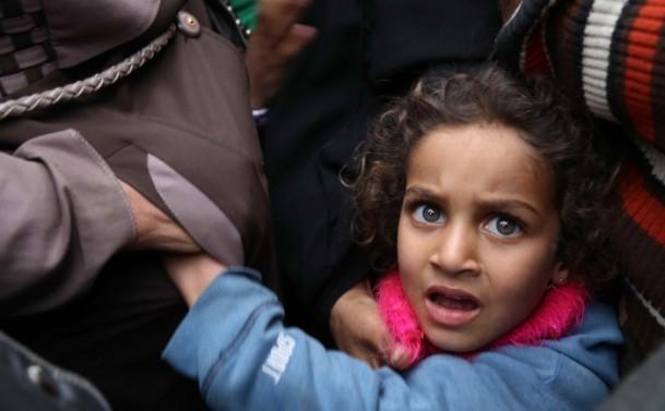 Iraklı Mültecilerin Soğukla Mücadelesi 6