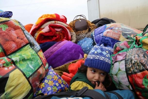 Iraklı Mültecilerin Soğukla Mücadelesi 7