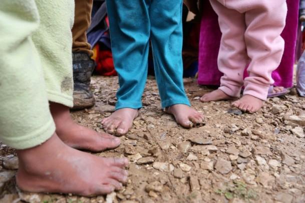 Iraklı Mültecilerin Soğukla Mücadelesi 8