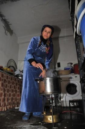 """Kobani'de silah sesi yerine """"izi"""" kaldı 11"""