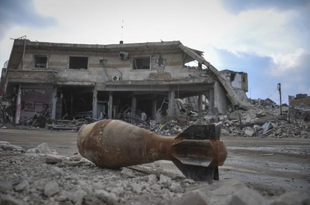 """Kobani'de silah sesi yerine """"izi"""" kaldı 12"""