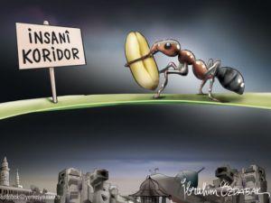 İNSANİ KORİDOR