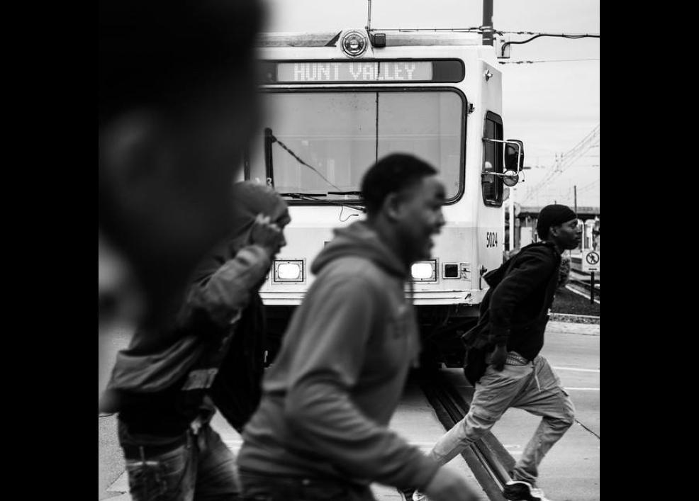 Bir siyah gencin gözünden Baltimore isyanı 10
