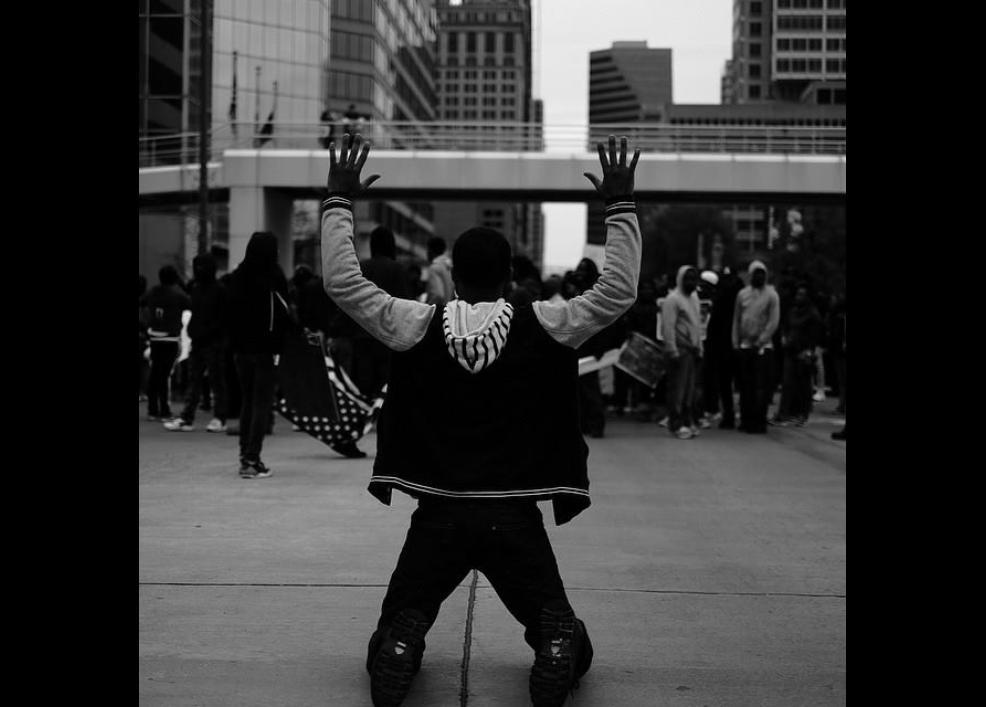 Bir siyah gencin gözünden Baltimore isyanı 13