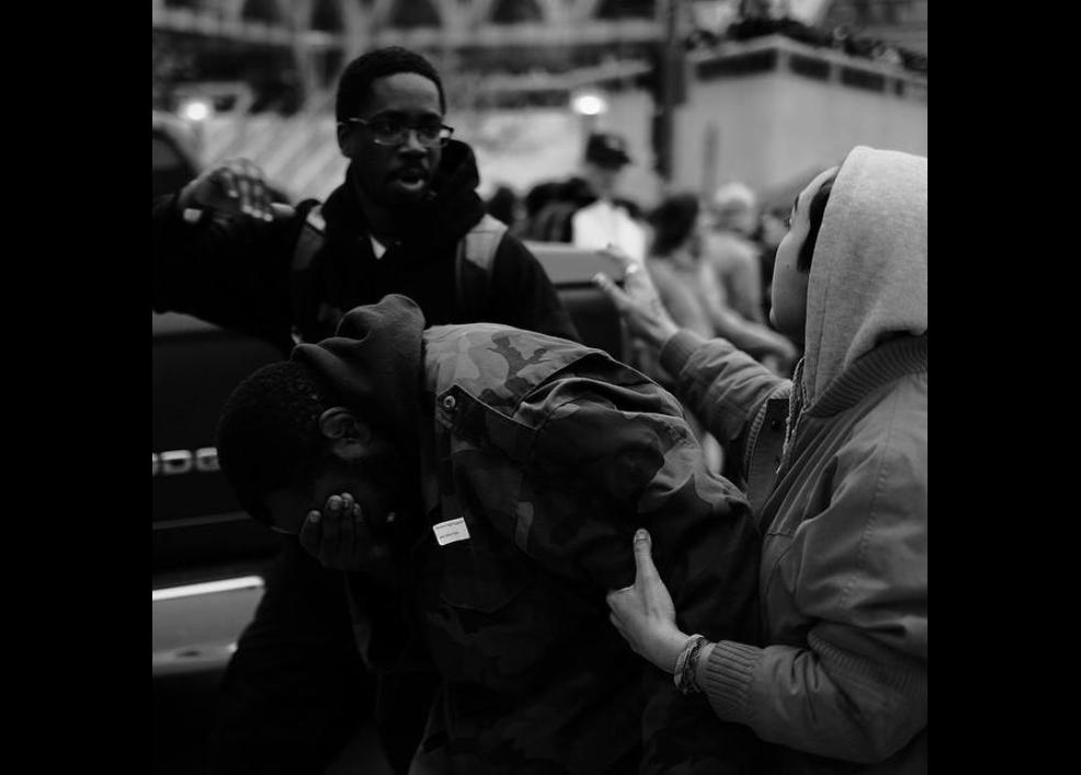 Bir siyah gencin gözünden Baltimore isyanı 14