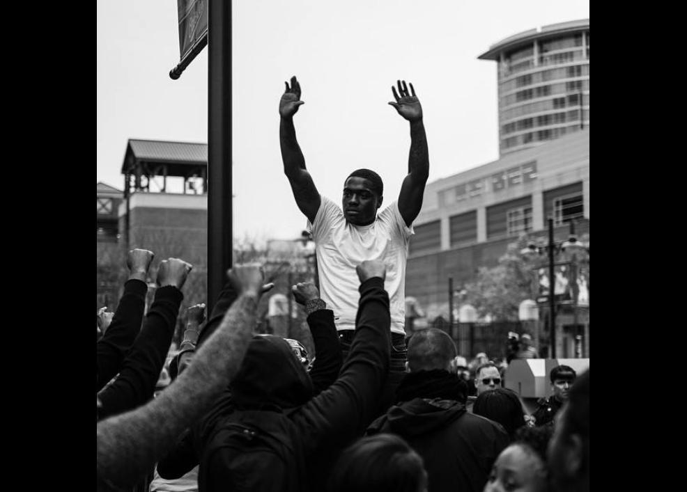 Bir siyah gencin gözünden Baltimore isyanı 2