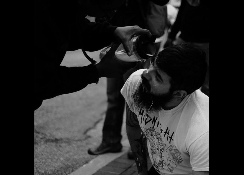 Bir siyah gencin gözünden Baltimore isyanı 9
