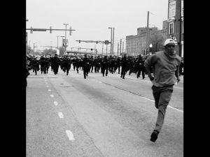 Bir siyah gencin gözünden Baltimore isyanı