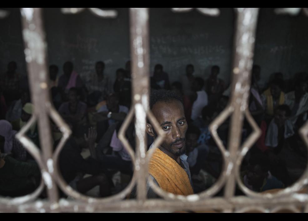 Göçmenler her gün ölümle burun buruna yaşıyor 14