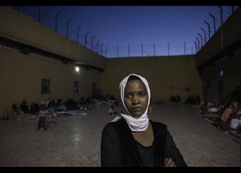 Göçmenler her gün ölümle burun buruna yaşıyor 15