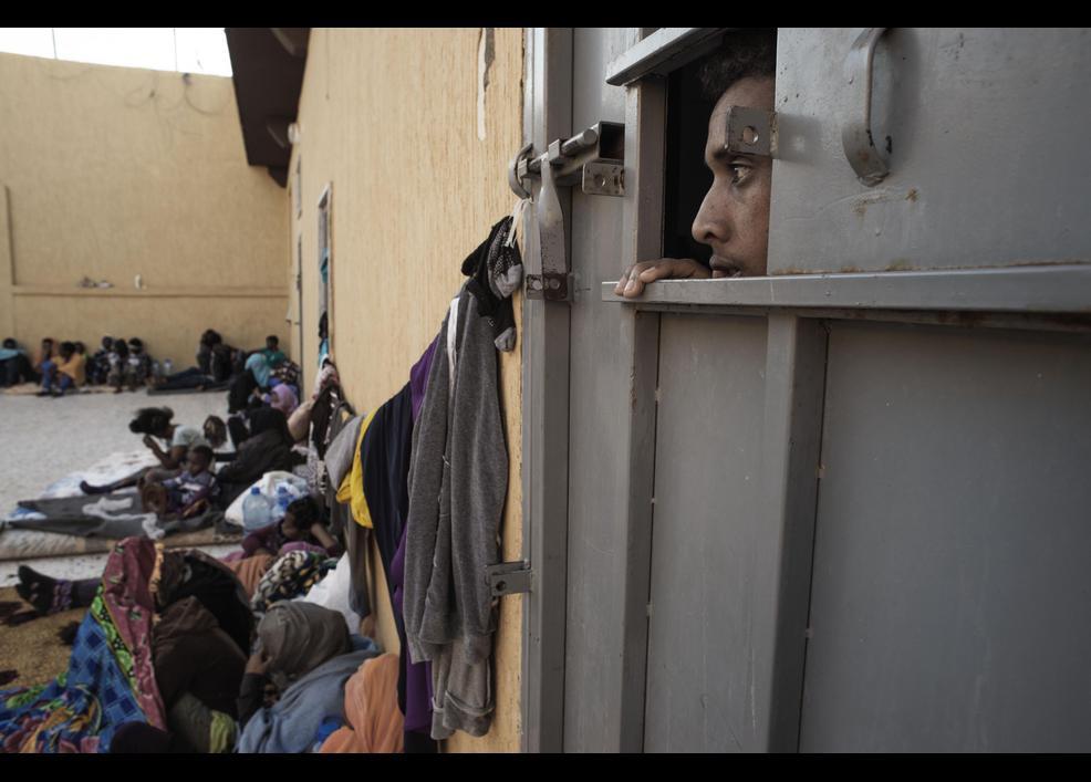 Göçmenler her gün ölümle burun buruna yaşıyor 4