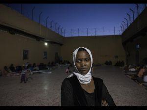 Göçmenler her gün ölümle burun buruna yaşıyor