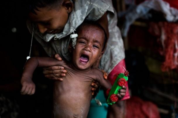 Rohingya Müslümanlarının yaşam mücadelesi 10
