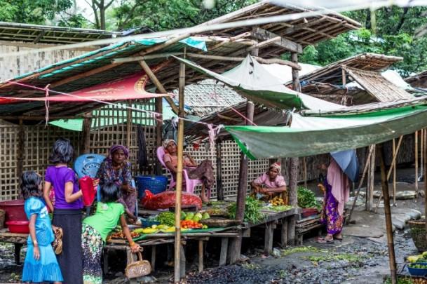 Rohingya Müslümanlarının yaşam mücadelesi 3
