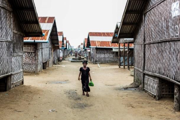 Rohingya Müslümanlarının yaşam mücadelesi 4
