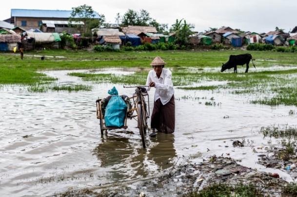 Rohingya Müslümanlarının yaşam mücadelesi 7