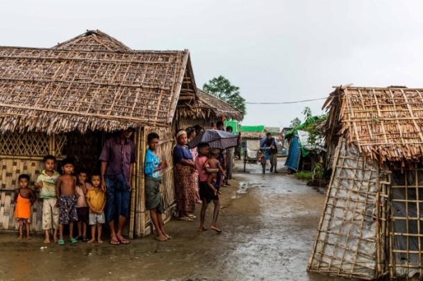 Rohingya Müslümanlarının yaşam mücadelesi 8
