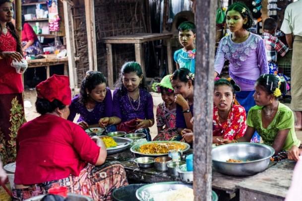 Rohingya Müslümanlarının yaşam mücadelesi 9