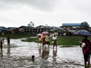 Rohingya Müslümanlarının yaşam mücadelesi