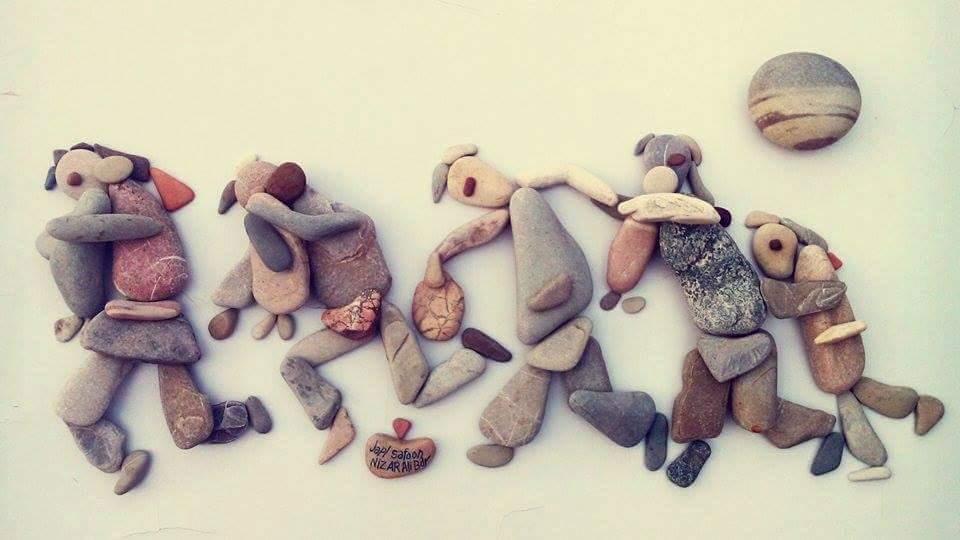 Taş taş üstünde kalmayan Suriye 6