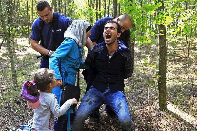 FOTO – Mültecilerin ölüm güzergahı... 1