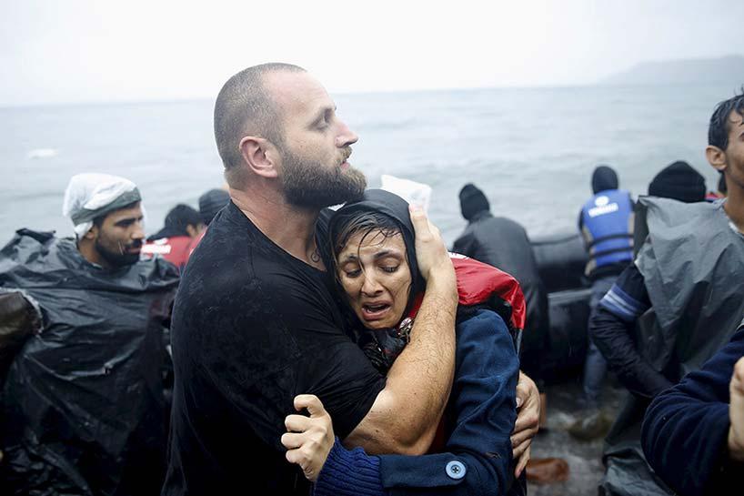 FOTO – Mültecilerin ölüm güzergahı... 10