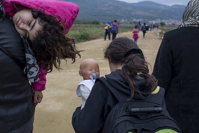 FOTO – Mültecilerin ölüm güzergahı... 14