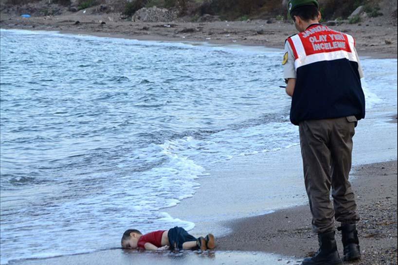 FOTO – Mültecilerin ölüm güzergahı... 15