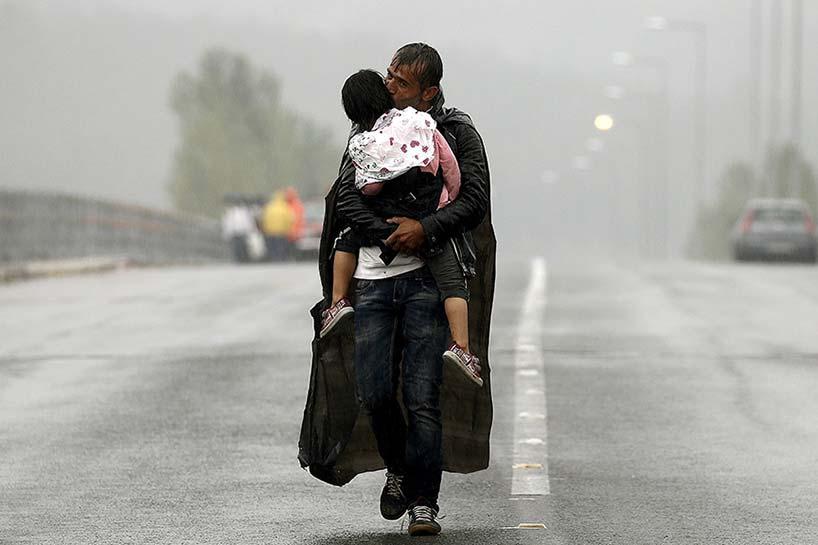 FOTO – Mültecilerin ölüm güzergahı... 17