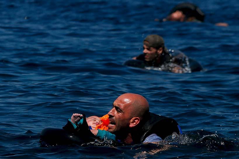 FOTO – Mültecilerin ölüm güzergahı... 2