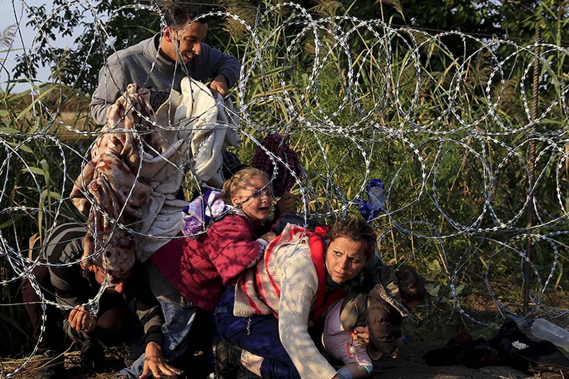 FOTO – Mültecilerin ölüm güzergahı... 3