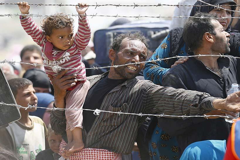 FOTO – Mültecilerin ölüm güzergahı... 4