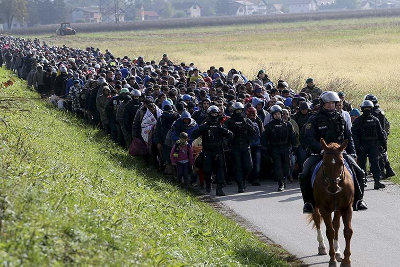 FOTO – Mültecilerin ölüm güzergahı... 6