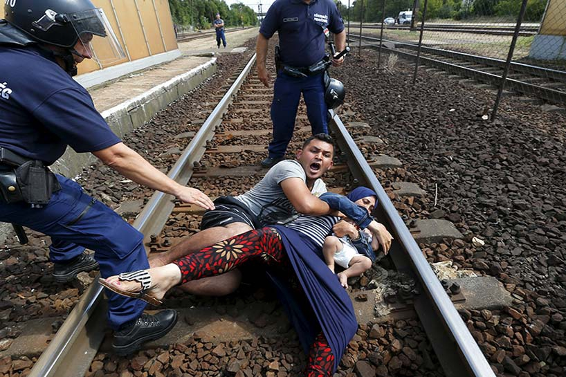 FOTO – Mültecilerin ölüm güzergahı... 9