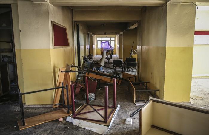 Çatışmaların Ardından Yıkık Bir Kent: Cizre 11