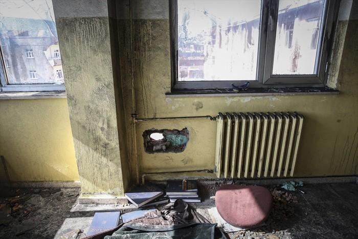 Çatışmaların Ardından Yıkık Bir Kent: Cizre 12