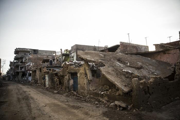 Çatışmaların Ardından Yıkık Bir Kent: Cizre 3