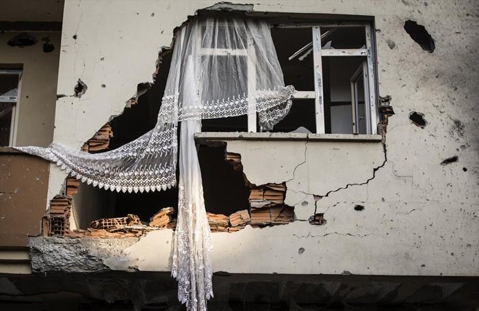 Çatışmaların Ardından Yıkık Bir Kent: Cizre 4
