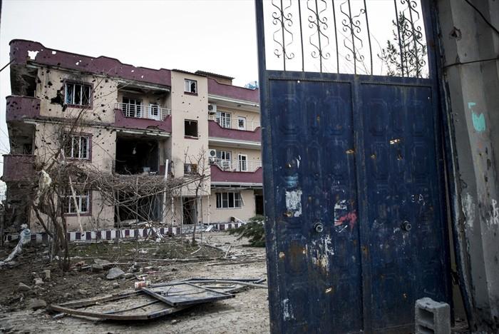 Çatışmaların Ardından Yıkık Bir Kent: Cizre 5