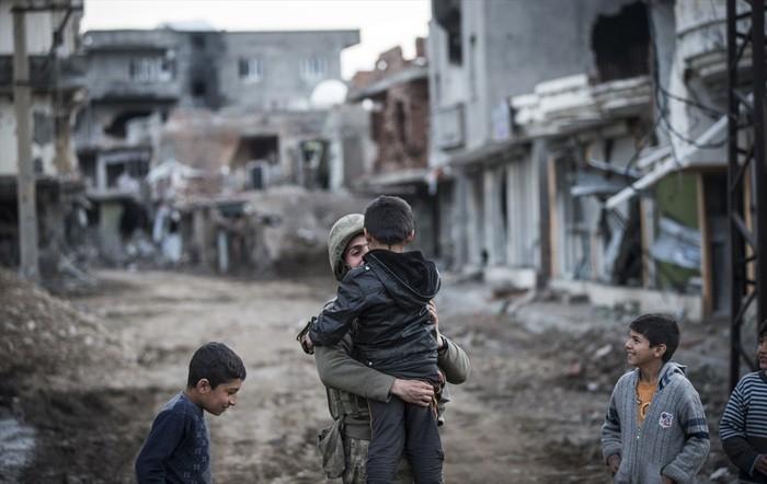 Çatışmaların Ardından Yıkık Bir Kent: Cizre 8