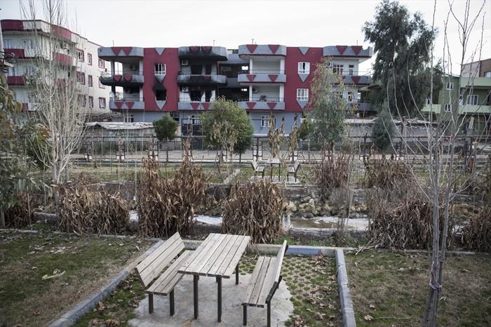 Çatışmaların Ardından Yıkık Bir Kent: Cizre 9