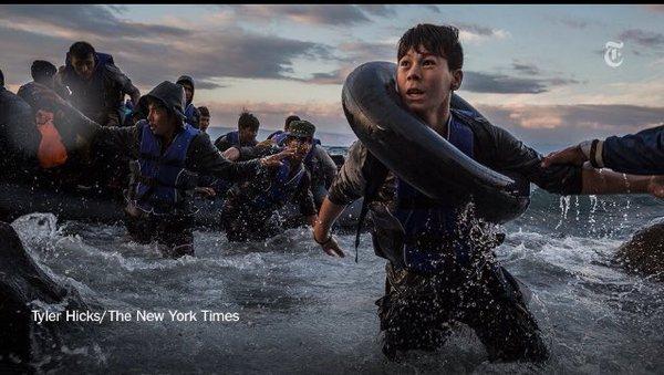 Dramı çeken mülteciler, ödülü alan fotoğrafçılar! 10