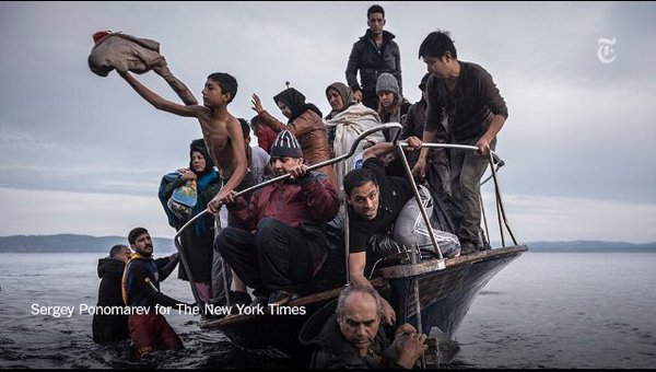 Dramı çeken mülteciler, ödülü alan fotoğrafçılar! 12