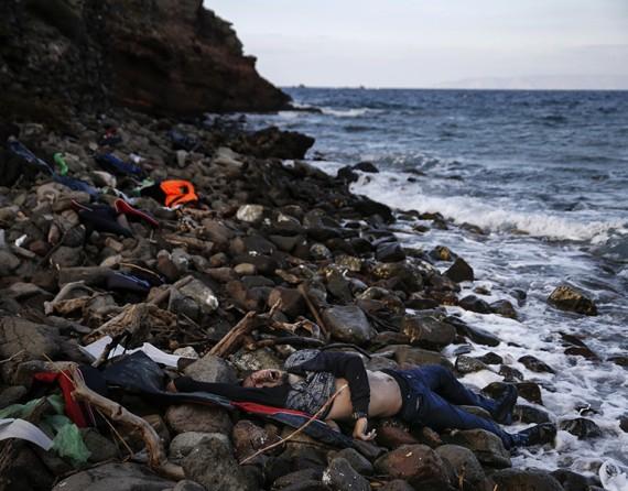Dramı çeken mülteciler, ödülü alan fotoğrafçılar! 19
