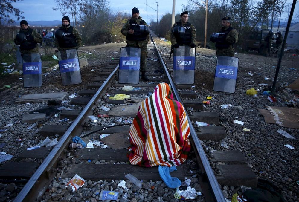 Dramı çeken mülteciler, ödülü alan fotoğrafçılar! 2