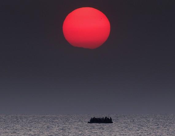 Dramı çeken mülteciler, ödülü alan fotoğrafçılar! 20