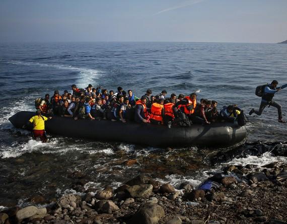Dramı çeken mülteciler, ödülü alan fotoğrafçılar! 21