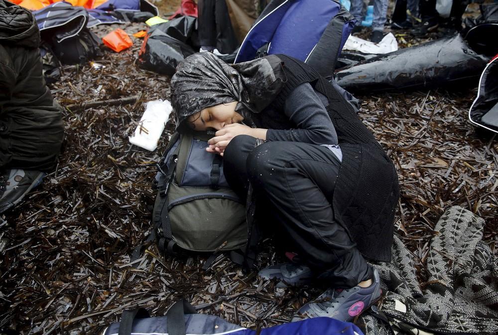 Dramı çeken mülteciler, ödülü alan fotoğrafçılar! 5