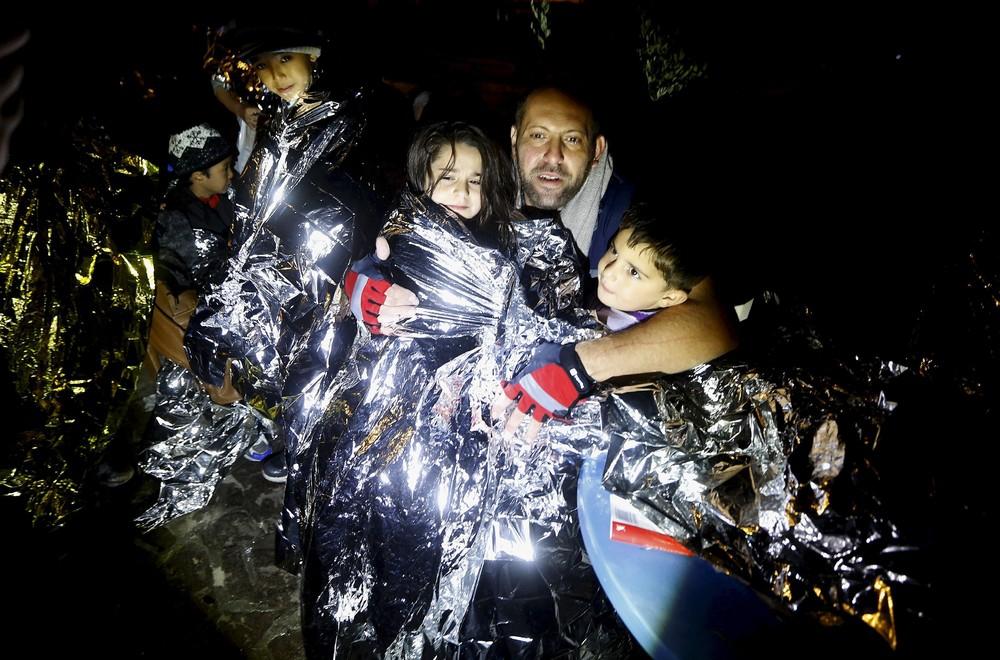 Dramı çeken mülteciler, ödülü alan fotoğrafçılar! 8